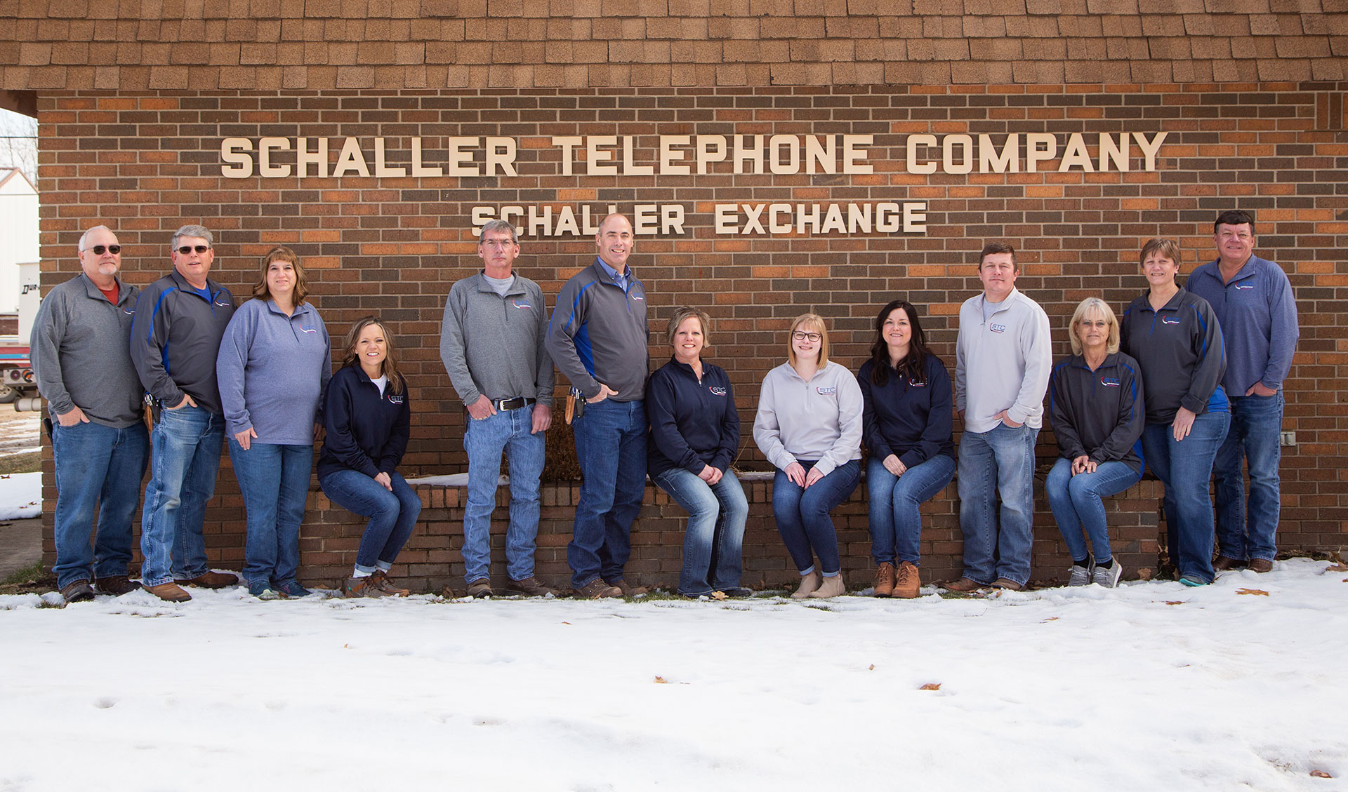 The Schaller Telephone Company Team